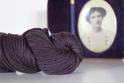 Grape yarn