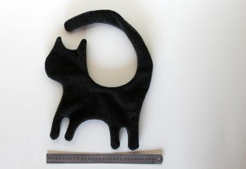 Flat cat 1
